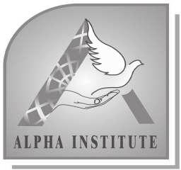 INDIAN CHURCH HISTORY ALPHA INSTITUTE OF THEOLOGY AND SCIENCE Thalassery, Kerala, India