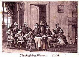 In New England, we may notice, first, the day of Thanksgiving. That day is dear to the heart of every son and daughter of that favored region.