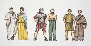 Slaves Slavery a major part of Roman society and economy