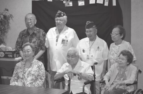 Alan Ugai, son of Alice and the late Norman Ugai, has forwarded the following: The Cannon Company held their annual reunion in Las Vegas at the Fremont Hotel, May 2-5, 2013.