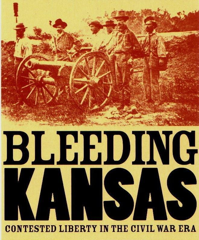 Bleeding Kansas 1854 - Settlers from Northern states and Southern states flocked to Kansas; each side wanting
