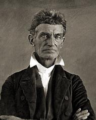 John Brown Famous abolitionist who got his start in Bleeding Kansas Fiery abolitionist supporter Led anti-slavery forces in the wars in Bleeding Kansas Battle of Black Jack Brown led a surprise