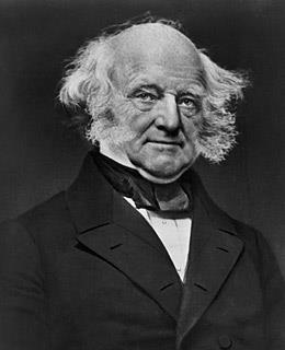 President Martin van Buren - #8 Democrat (VP for Jackson s 2 nd term) In office 1837-1841 Promised to continue many of Jackson s policies Firmly opposed the American System (same as Jackson) and the