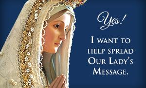 It takes just a few minutes to pray the Chaplet of Divine Mercy, wherever your location, for those near death in our parish family.