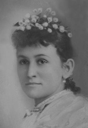 [January 15, 1901] in the presence of my wife Mattie, we were sealed together by one having the authority [Bessie s father, Alexander Macdonald].