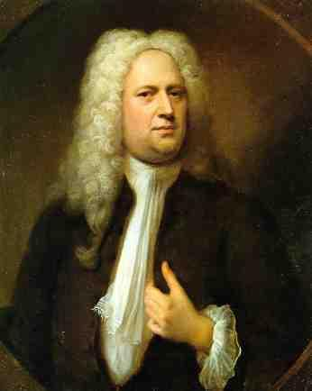 George Handel: An German-born composer who spent much of his career in England Child prodigy,