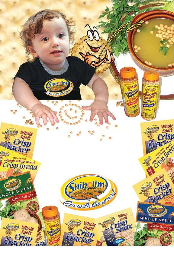 Ad 3 WE VE GOT YOUR WHOLE FAMILY IN OUR HANDS SCRUMPTIOUS WHOLE GRAIN PRODUCTS THAT WILL DELIGHT ALL AGES.
