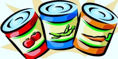 Our school goal is 10,000 cans. That's roughly 20 cans per student. Last year our school was able to collect over 13,000 cans.