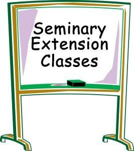 Holston Valley Baptist Association Mission-Aider Volume 132 August 2016 Issue 11 Seminary Extension Classes Available in Holston Valley Several times in the Scripture we are told that the church is