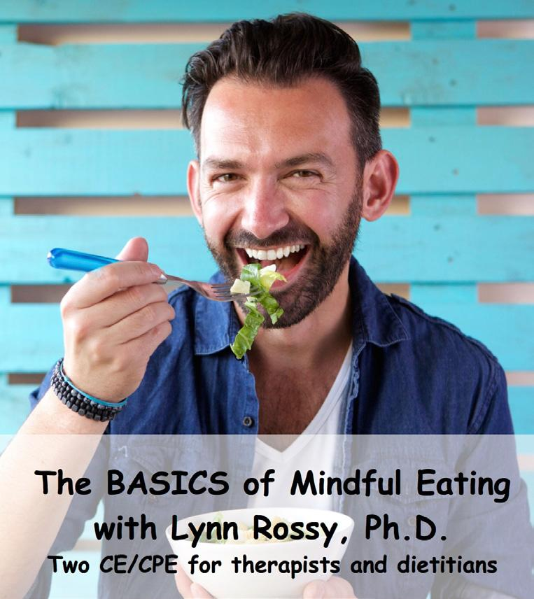 Meditation Practices Change the Brain to Enhance Mindful Eating (2 CE) with Cinzia Pezzolesi, Ph.D.