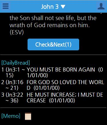 Dailybread Link Service Dailybread content is linked