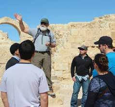 Negev region. The U.S.-based activities include lectures, discussions and social opportunities.