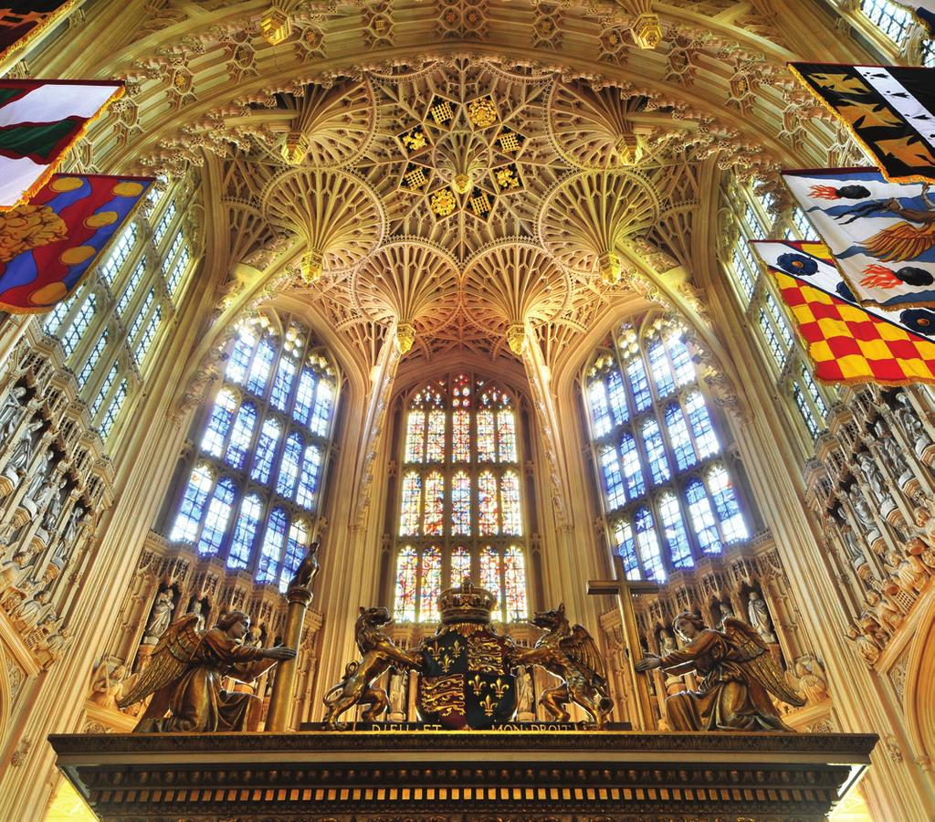 Westminster Abbey 2013 Report To