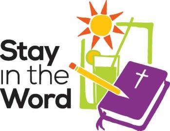 SUNDAY'S - WEDNESDAY'S - Resurrection Lutheran Church - Bible Study -