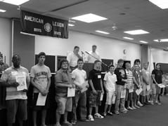 One of the highest honors for any Boys State citizen is to be selected to attend Boys Nation. It is truly the best and the brightest Boys Staters who are considered for this national program.