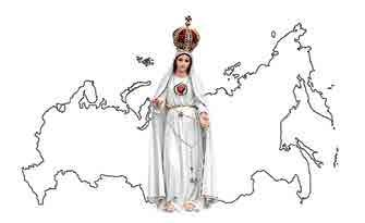Why the Consecration of Russia? The only request of Our Lady at Tuy is the consecration of Russia to her Immaculate Heart.
