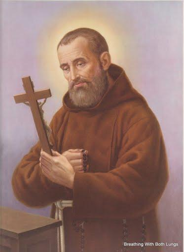 Charity: Snapshot of three Charitable Capuchin Friars Bernard was born on 6th February, 1605 in the Sicilian town of Corleone.