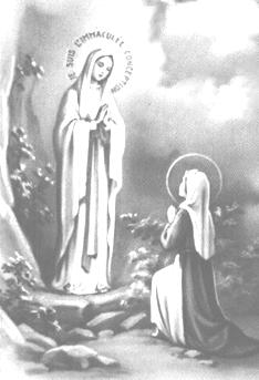 12 13 Feast of Our Lady of Lourdes - 11th February 2013 date, over two thousand, five hundred inexplicable healings have occurred here.