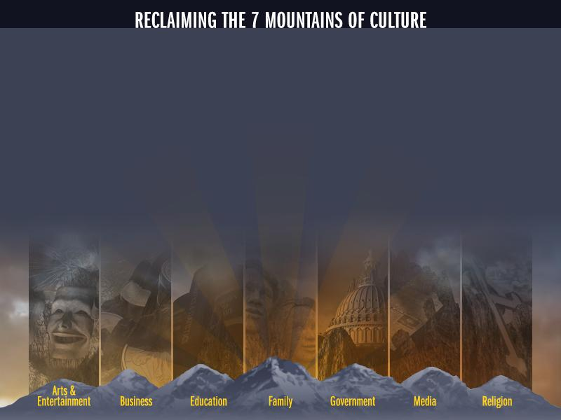Reclaiming the 7 Mountains of