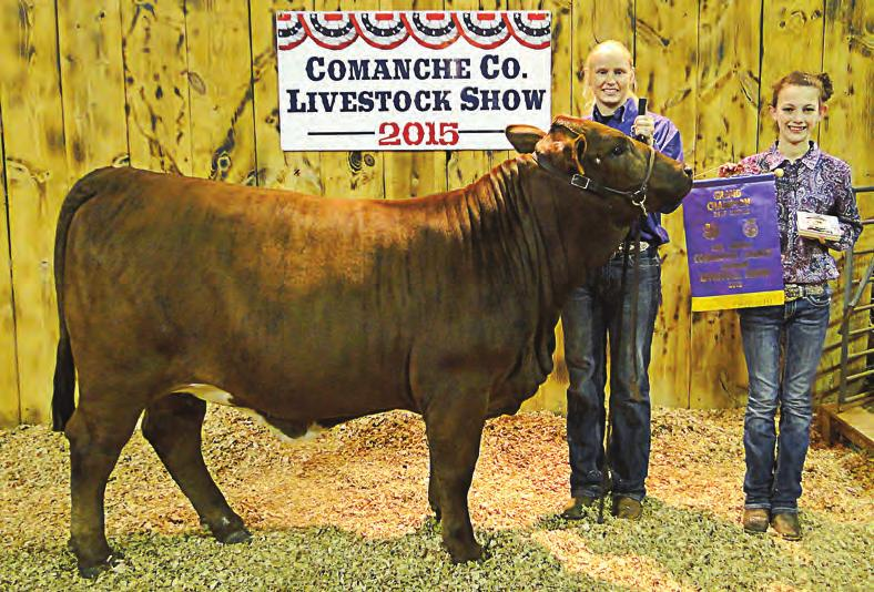 Nearly 00 animals and nearly 00 competitors competed for county titles this weekend, making the success of DeLeon s local youth an object of special celebration.