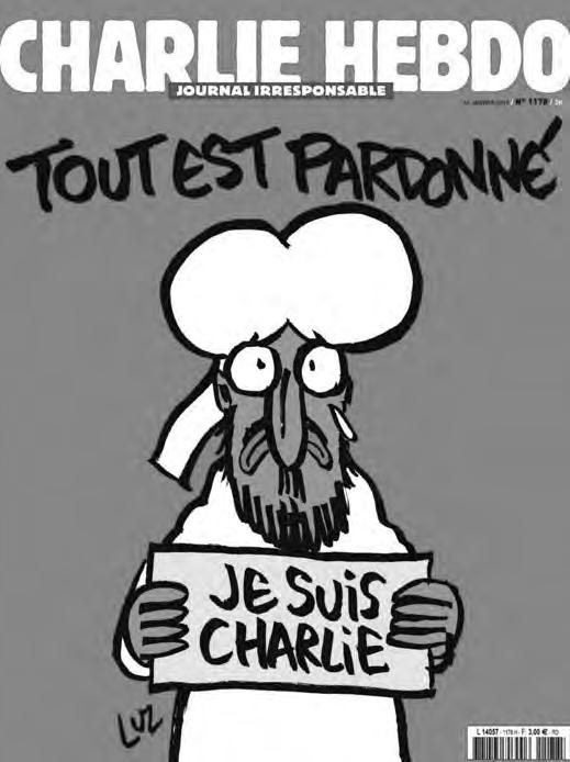 Apparently, a whole mess of Saudi and North African goat farmers do not understand this. Regardless, this is the reason they attacked and killed the journalists at Charlie Hebdo.