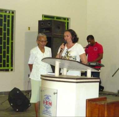 In Brazil The Mennonite Church in Janga, Brazil, celebrated World Fellowship Sunday on 26 January 2014. Fabio Carvalho shared, We followed the worship resources that were provided by MWC.