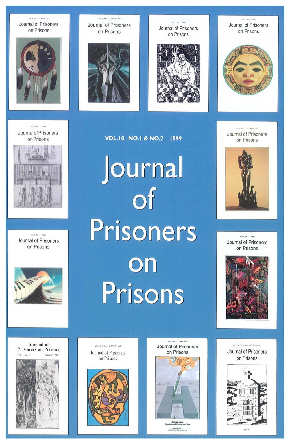 Journal of Prisoners on Prisons Journal of Prisoners on Prisons Journal of Prisoners on Prisons Journal of Prisoners on