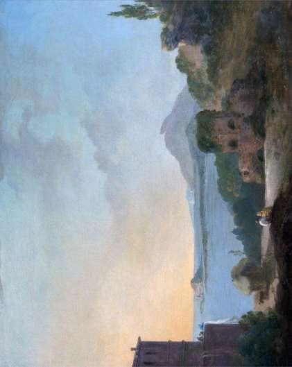 Travels in Italy Cicero's Villa and the Gulf of Pozzuoli Richard Wilson