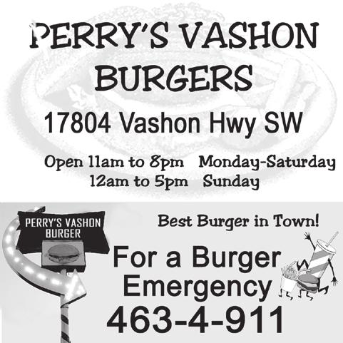 Shop Hours 8am-6pm Monday - Friday On-Call Towing With Gluten Free Buns! 17804 Vashon Hwy SW Open 11am to 8pm Monday-Saturday 12pm to 5pm Sunday Have out of town guests or just need a car for the day.