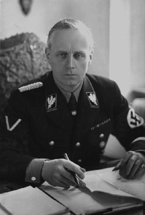 Germany Speaks Nazi Ger many ex plains it self to the Eng lish-speak ing world. One may now read the full 1938 text by Joachim von Ribbentrop and 21 State and party lead ers.