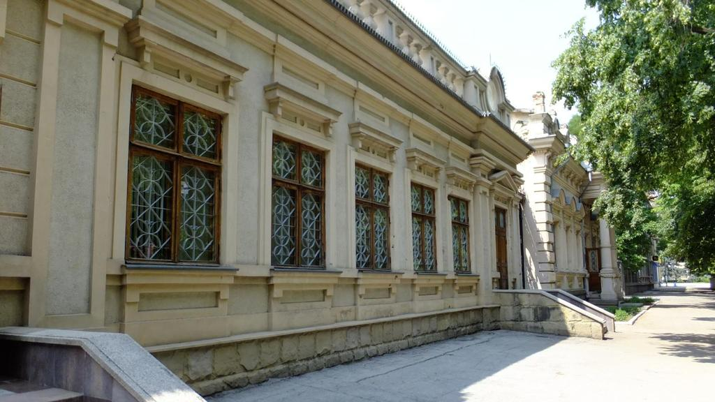 Museum in Odessa to find out