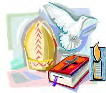 Confirmation Preparation April 30 - Mary, Mother of God May 7 - Vocations Rehearsal Wednesday, April 26 6:00pm to