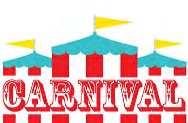 November 12, 2017 ST. ROSE OF LIMA PARISH Page 9 St. Rose of Lima 63rd Annual January 26, 27 & 28, 2018 Preparations are underway and the carnival committee could use some additional support.