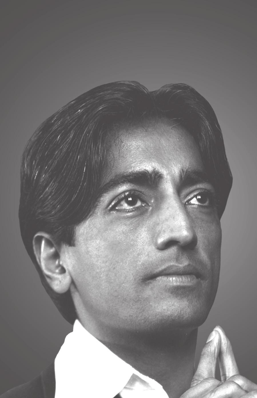 Krishnamurti s teachings This comprehensiverecord record J.