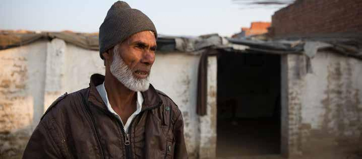 20 NOWHERE TO GO: THE BROKEN PROMISES TO THE DISPLACED OF MUZAFFARNAGAR AND SHAMLI NOWHERE TO GO: THE BROKEN PROMISES TO THE DISPLACED OF MUZAFFARNAGAR AND SHAMLI 21 MOHAMMED SHAFI, who also fled