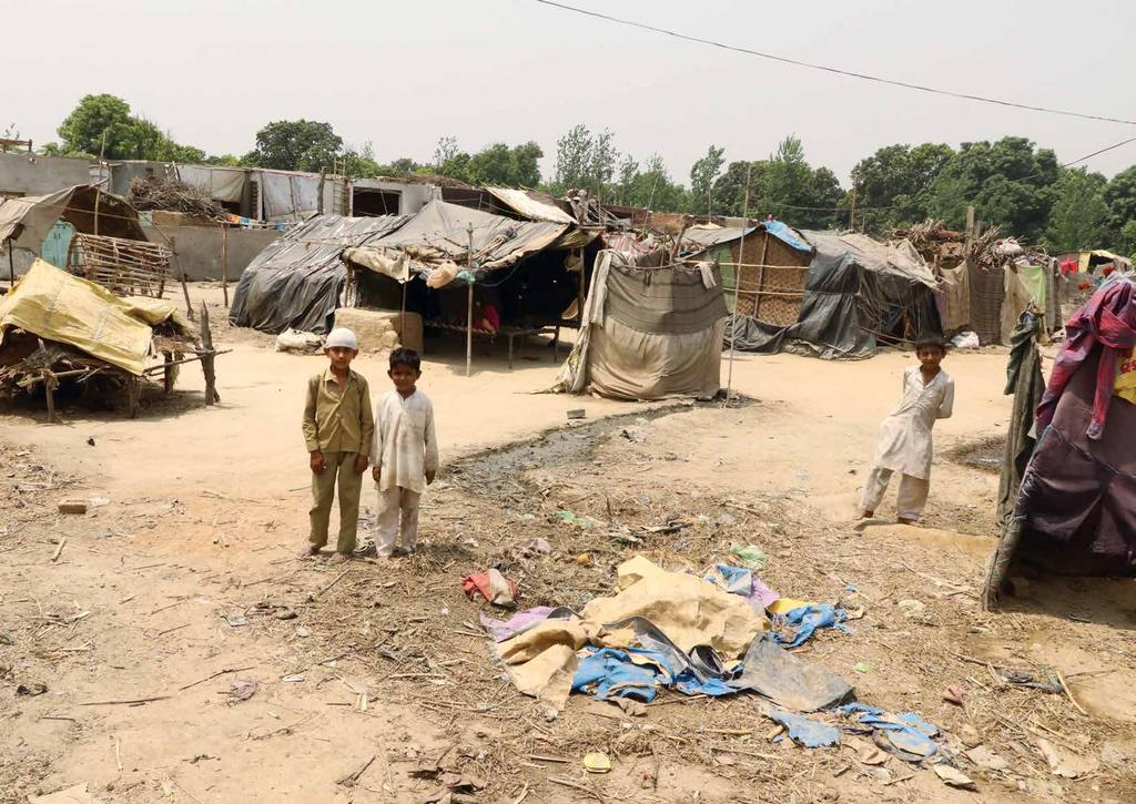 2 NOWHERE TO GO: THE BROKEN PROMISES TO THE DISPLACED OF MUZAFFARNAGAR AND SHAMLI NOWHERE TO GO: THE BROKEN PROMISES TO THE DISPLACED OF MUZAFFARNAGAR AND SHAMLI 3 Amnesty International India is part