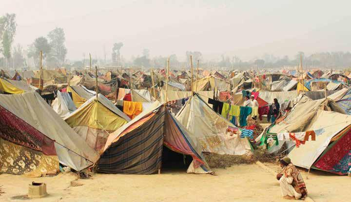 4 NOWHERE TO GO: THE BROKEN PROMISES TO THE DISPLACED OF MUZAFFARNAGAR AND SHAMLI BACKGROUND On 7 September 2013, at a massive gathering in a village outside Muzaffarnagar city, Hindu leaders from
