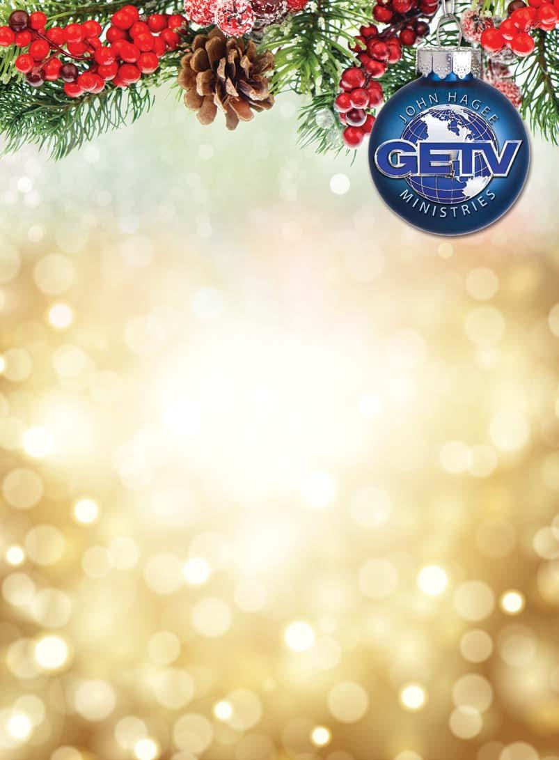 Don t Miss our Holiday Live Programming! on www.getv.