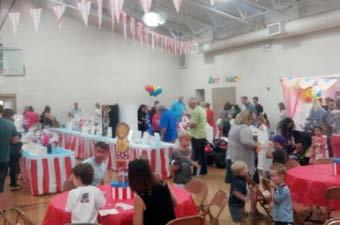 Preschool News by Nicole Hilden Ice Cream Social We are so gratefl for or amazing parents and volnteers. We had a wonderfl Ice Cream Social on Satrday, Febrary 20th.