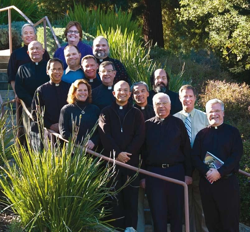 JESUITS OF THE CALIFORNIA PROVINCE WINTER 2011 Gratitude from the Provincial ST.