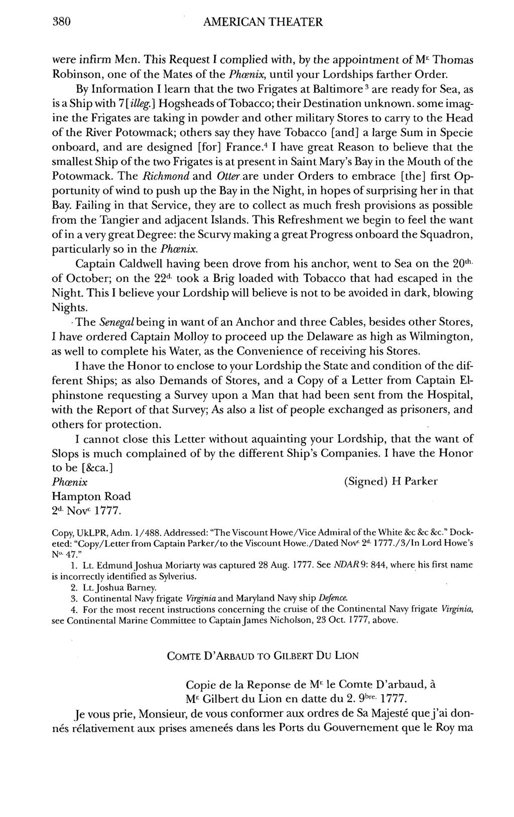 Naval Documents of The American Revolution - PDF