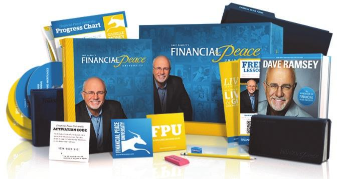 NINETEENTH SUNDAY IN ORDINARY TIME You don t want to miss this! Dave Ramsey s Financial Peace University (FPU) St. Helen Parish St.