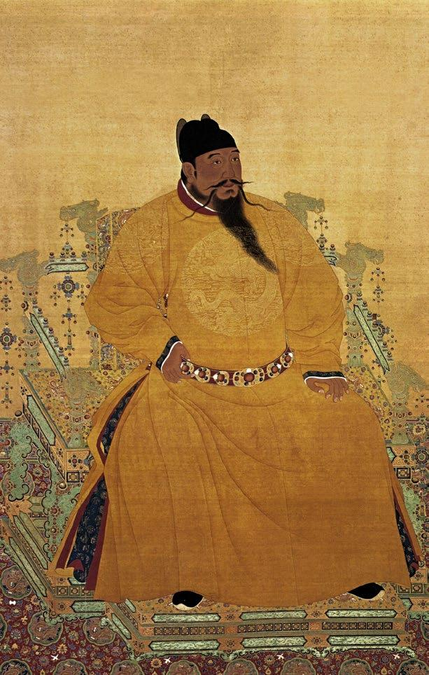 Background Zheng He (pronounced Jung Ha) was born in 1371 in Yunnan, in the foothills of the Himalaya Mountains, 6,000 feet (not quite 2,000 meters) above sea level and two months journey to the