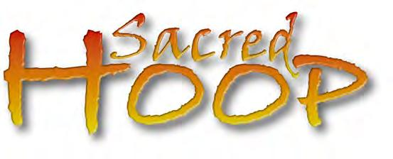 (Please contact us via email - found on our website - if you wish to republish it in another publication) Sacred Hoop is an independent magazine about