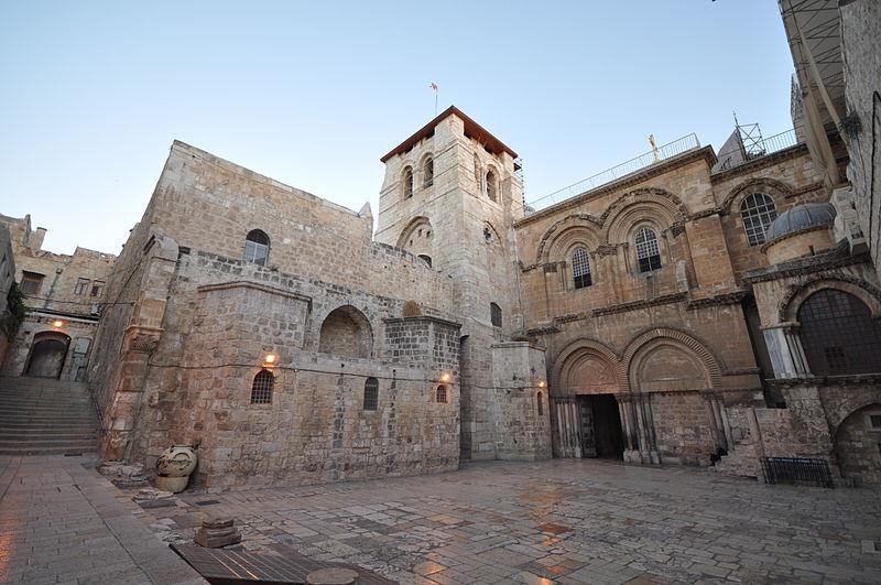 Church of the Holy Sepulchre, also called the