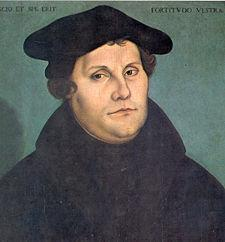 In 1517, a German monk named Martin Luther (who bore little resemblance to a swan) posted 97 complaints against the practice of selling indulgences on a