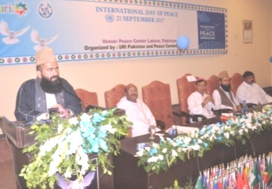 Maulana Abdual Khabir Azad said: I am feeling very honored and immensely excited for receiving the African Interfaith Harmony Award of the Year.