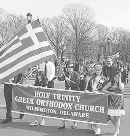 In his message to the audience, Metropolitan Evangelos noted that the Greek American Community has achieved great things and will continue to do so.