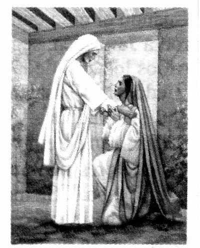 "Luke 1, 31-32 Fruit of the Mystery: Humility 2nd Joyful Mystery: The Visitation ""Blessed are you among women and blessed is the fruit of your womb."