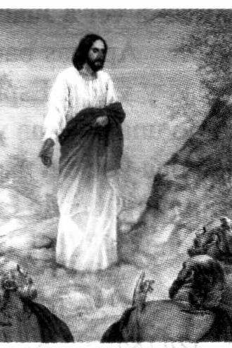 4th Luminous Mystery: The Transfiguration of Jesus And He was transfigured before them; His face shone like the sun and His clothes became white as